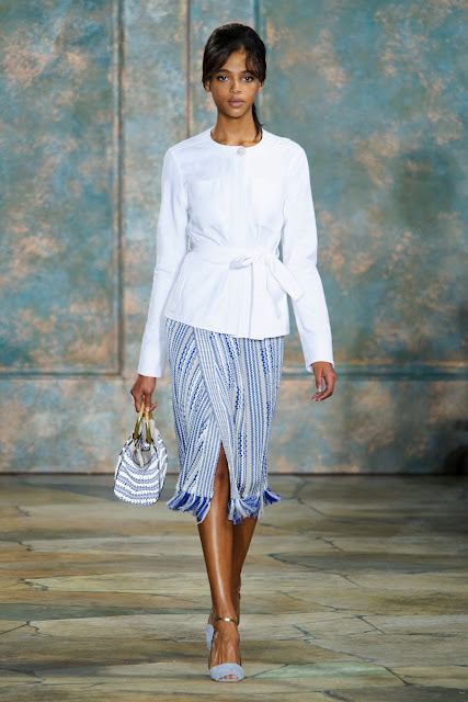Jane Wonder || Top 9 Looks from Tory Burch | NYFW