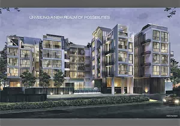 The Cristallo Freehold Condominium