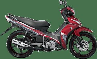 Yamaha Jupiter Z1-Merah