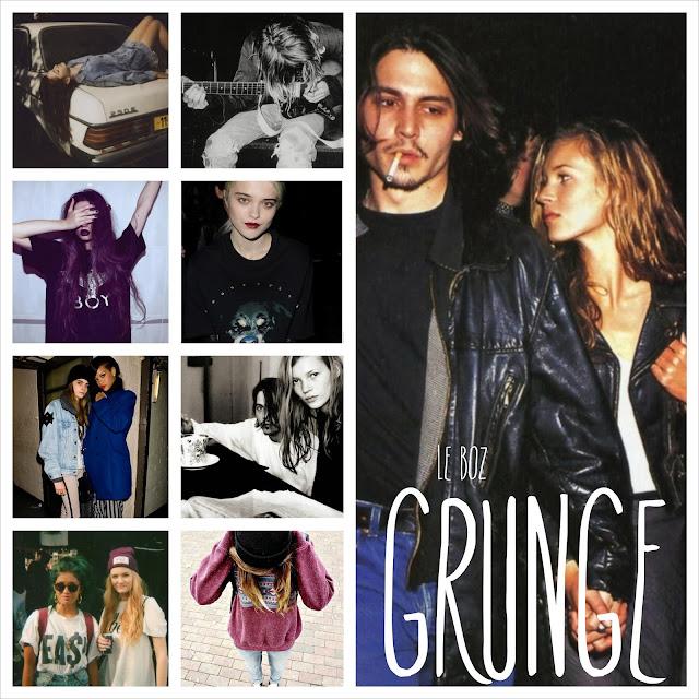 LE BOZ Grunge