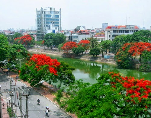 Hai Phong City (Phoenix Flower City)