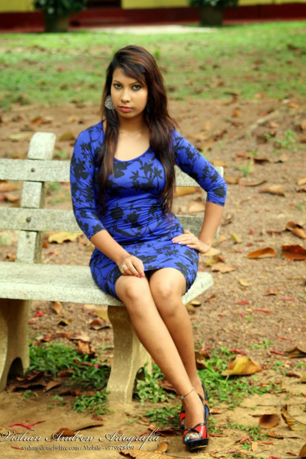 Jayani Alahapperuma hot thighs