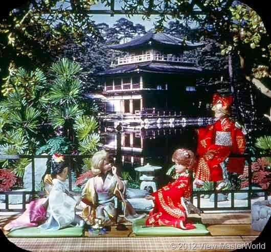 Japan Its A Wonderful Rife Barbies ViewMaster Vacation In Japan - Vacation to japan