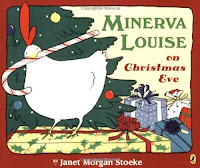 bookcover of  Minerva Louise on Christmas Eve