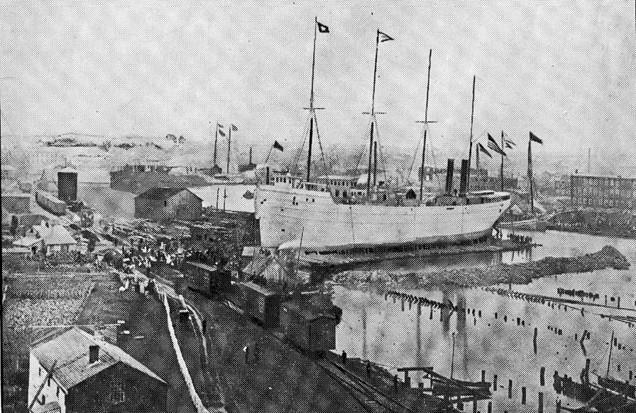 C. Reiss coal docks (With images)   Sheboygan, Family