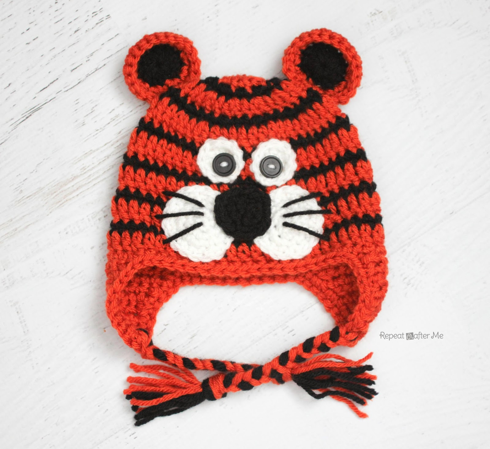 Free Crochet Patterns For Baby Halloween Hats : Hopeful Honey Craft, Crochet, Create: 10 Free Halloween ...