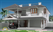 Sloping Roof house with Cellar Floor309 Sq M (3325 Sq. Ft)