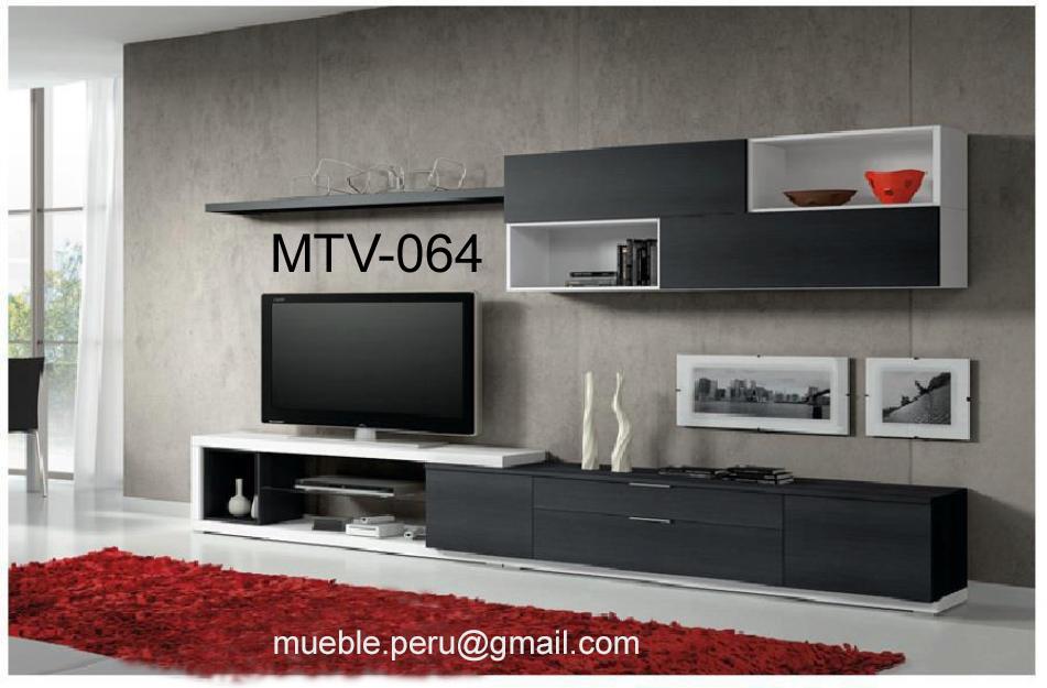 Muebles tv centros de entretenimiento modernos for Muebles de sala para tv modernos