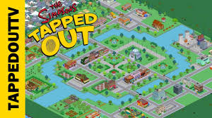 The Simpsons Tapped Out 4.17.2 Apk Mod