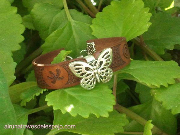pulsera mariposa yotoko