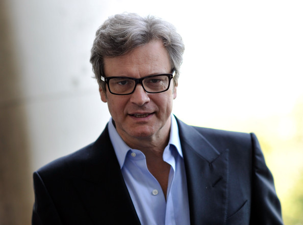 Young Colin Firth Colin Firth Could Play Spy