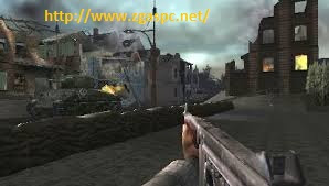 Download  Call of Duty Roads to Victory PSP ISO  For PC ZGAS-PC
