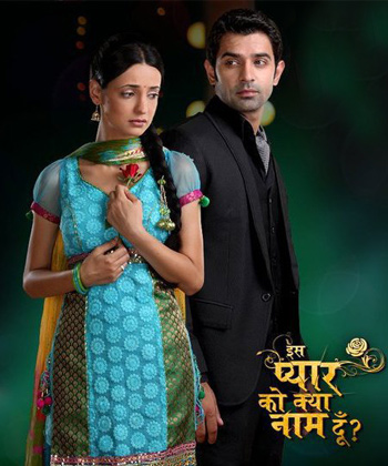 Wallpapers Pyaar Kya Naam Doon Star Plus Drama Actress Picture