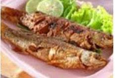Resep praktis (mudah) ikan belanak goreng spesial (istimewa) enak, gurih, lezat