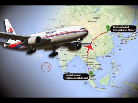 "Russia ""Puzzled"" Over Malaysia Airlines ""Capture"" By US Navy"
