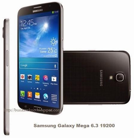 Samsung Galaxy Mega 6.3 19200
