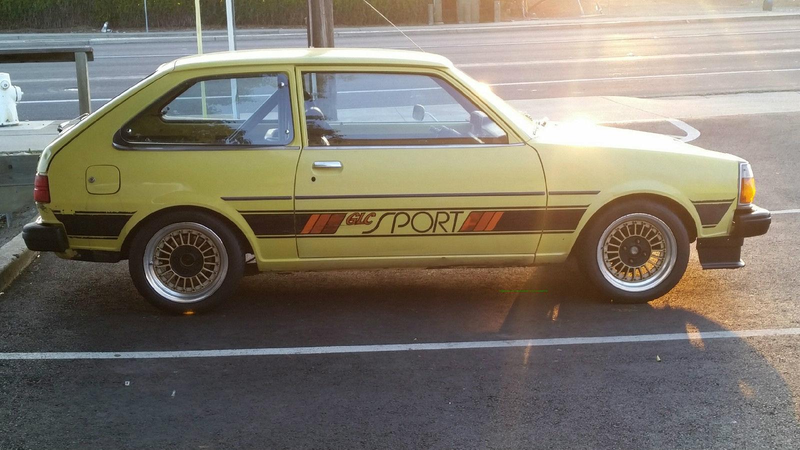 Daily Turismo: 5k: Rotary Powered: 1979 Mazda GLC 'Sport ...
