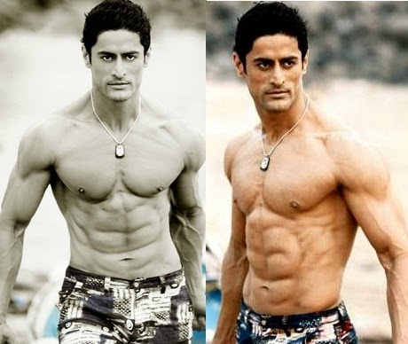 Mohit Raina Shirtless Sixpack