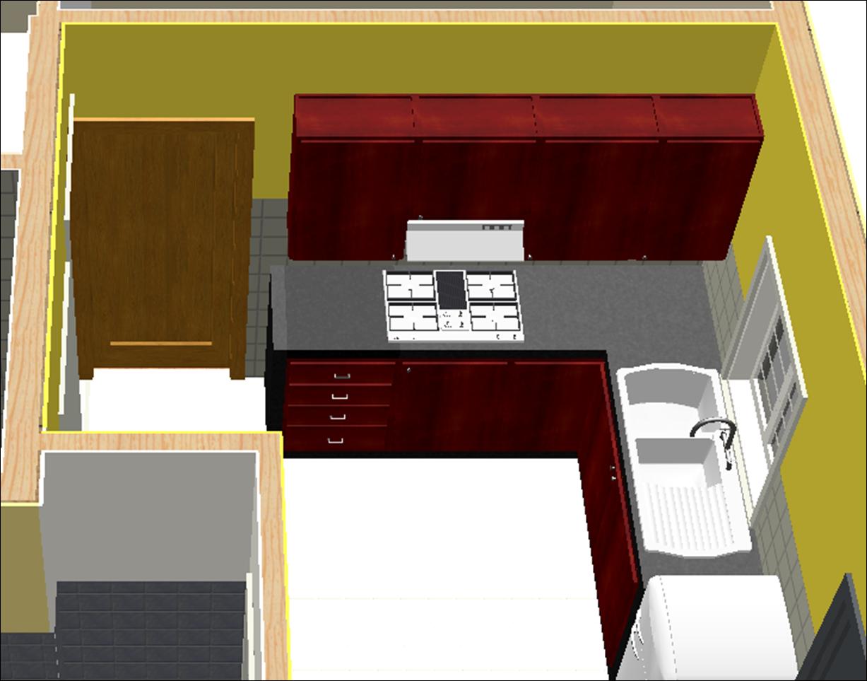 Refurbish Kitchen Cabinets