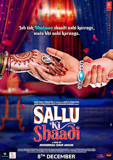 Sallu Ki Shaadi (2018) Hindi Movie HDRip | 720p | 480p