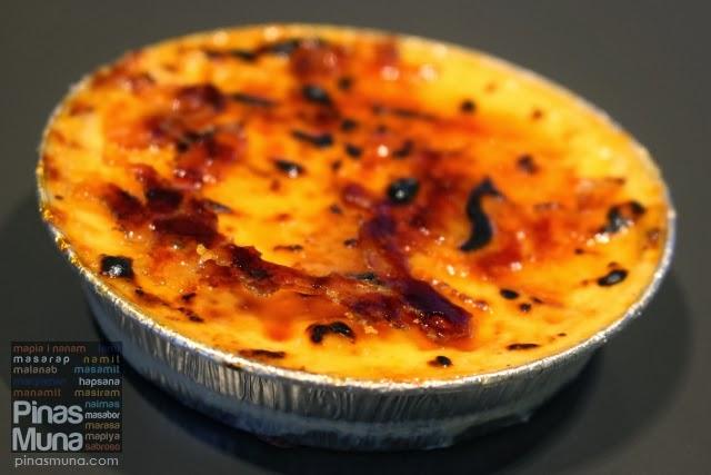 Bibingka Crème Brûlée by OVN Bread SM Aura