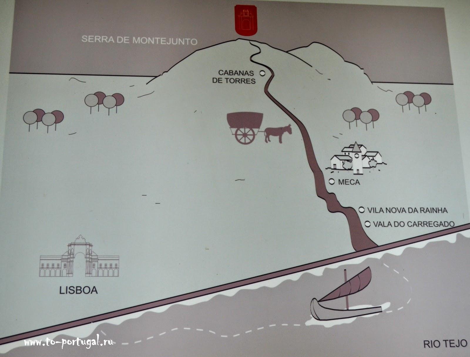 экскурсии по Португалии, интересные места в Португалии