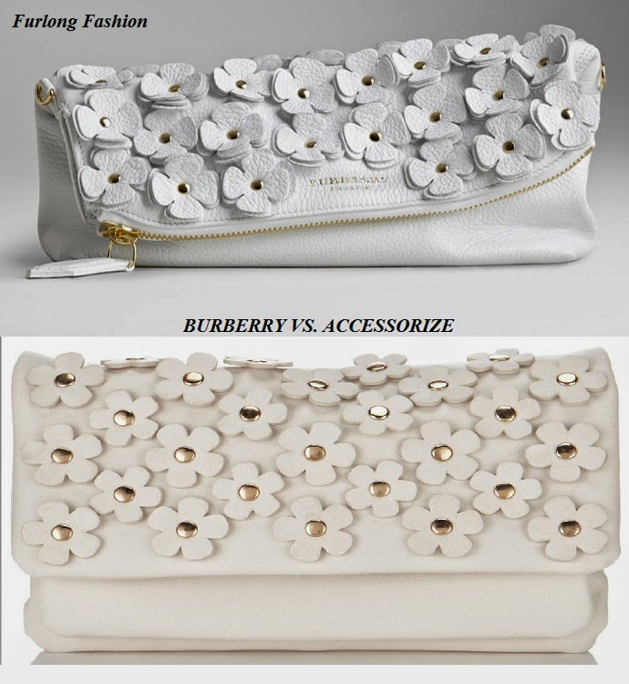 Burberry vs Accessorize