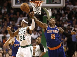 Boston Celtics,New York Knicks,NBA,Playoffs