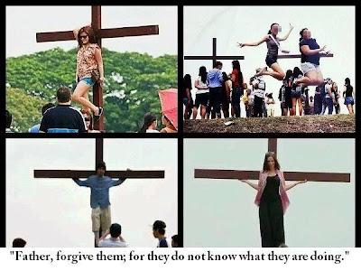 Unforgiveable People Acts During Lent