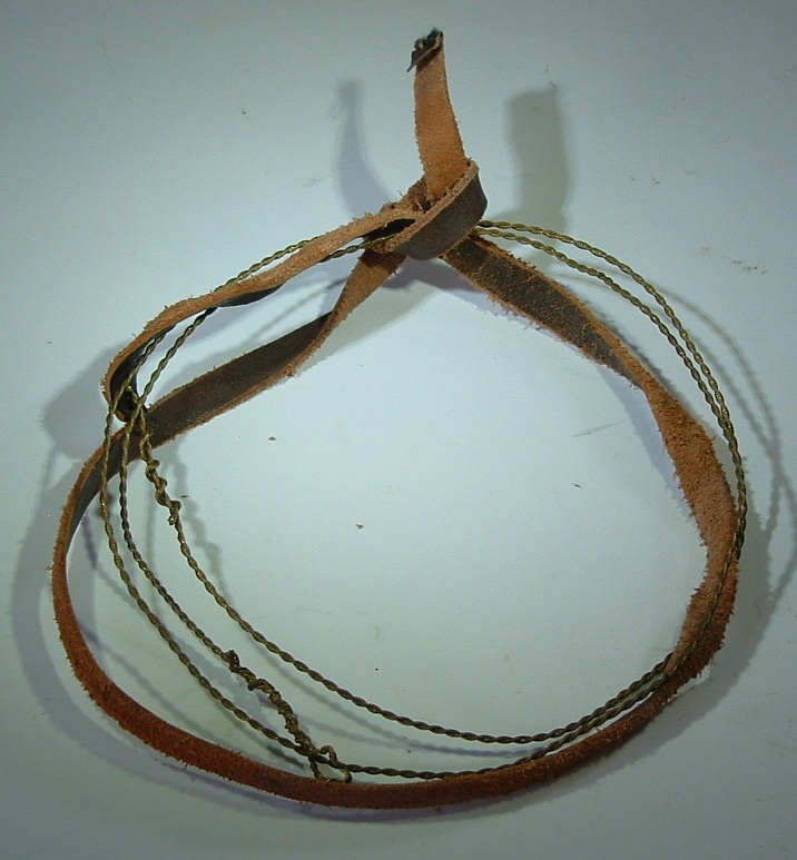 A Woodsrunner\'s Diary: 18th Century Brass Wire Snares. For Living ...