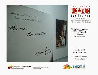 EXPOSICIÓN: MEMORIAS MONOCROMÁTICAS