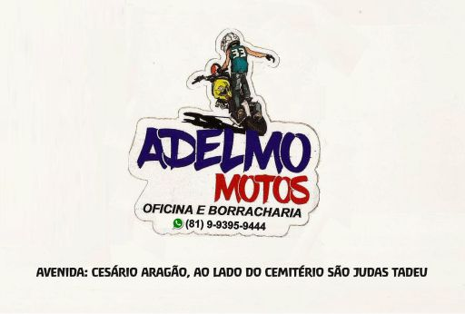 ADELMO MOTOS, OFICINA E BORRACHARIA