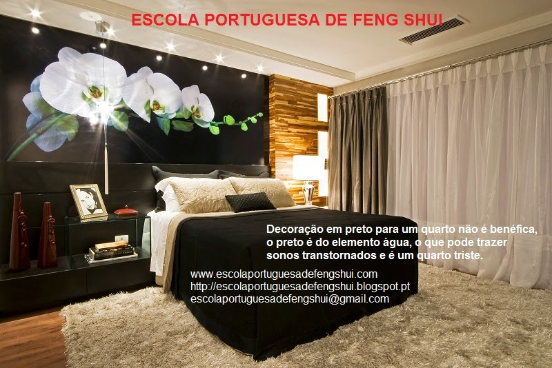 Feng Shui Escola Portuguesa CORES NO QUARTO ~ Quarto Casal Cores Feng Shui