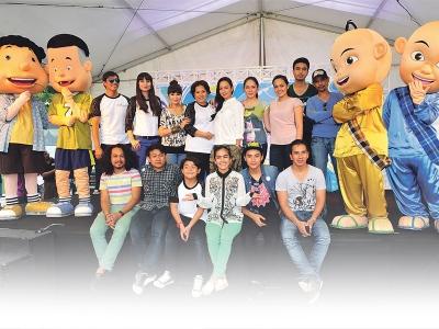 Malaysia, Berita, Gossip, Selebriti, Artis Malaysia, Selebriti, bantu, anak yatim