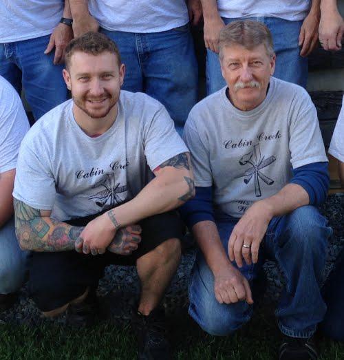 Shane and Brad
