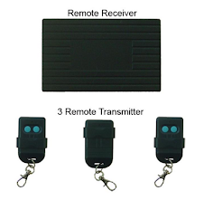Autgoate Remote Control and Receiver