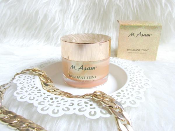 M. Asam Brilliant Teint Transparent Makeup - 70ml - 36.25 Euro