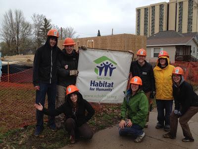 habitat+for+humanity - Volunteer Day: Habitat For Humanity
