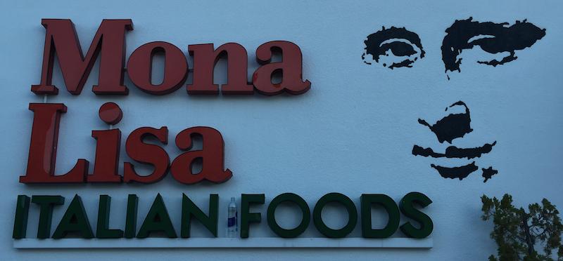 Mona Lisa Italian Foods in San Diego's Little Italy