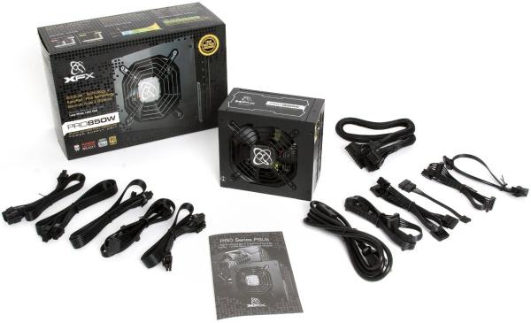 XFX Pro 850W Black Edition