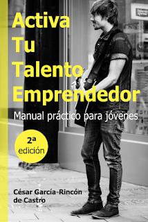 Activa Tu Talento Emprendedor. Manual práctico para jóvenes