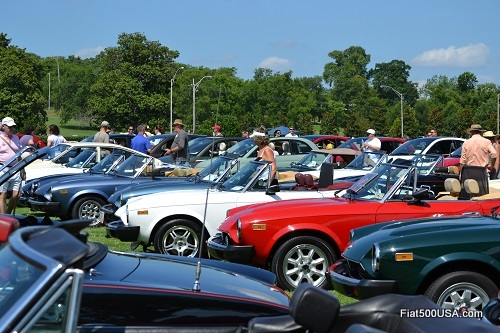 Fiat FreakOut 2011