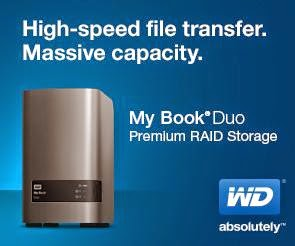 Western Digital Launched WD My Book Duo Desktop Storage Device