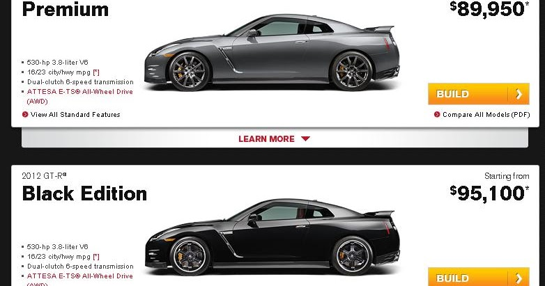 nissan edition 9 lesson suggestions