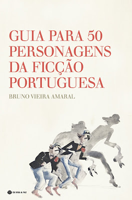 Guia para 50 Personagens da Fico Portuguesa, Bruno Vieira Amaral
