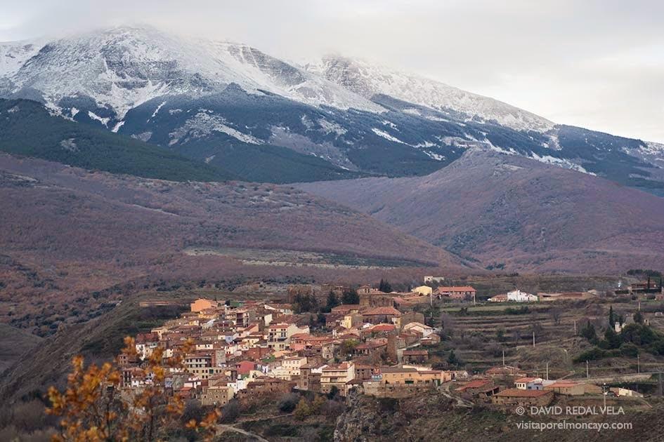 Montaña Montañas Naturaleza Añon de Moncayo Aragon Senderismo