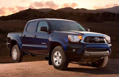 Toyota Tacoma 2013