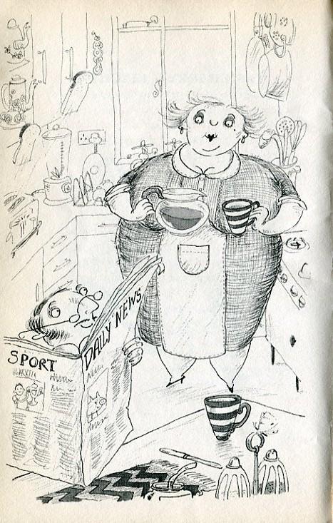 Mrs Cherry S Kitchen Sylvia Plath