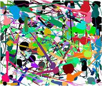 Онлайн-рисовалка абстракций