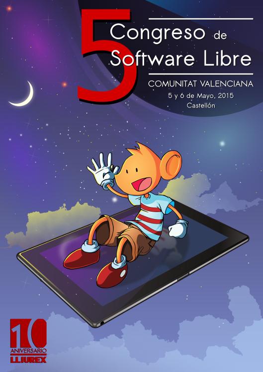 V Congreso de Software Libre de la Comunitat Valenciana